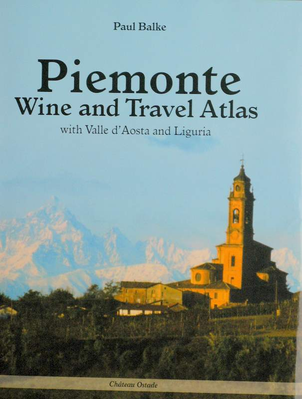 Piemonte Wine and Travel Atlas